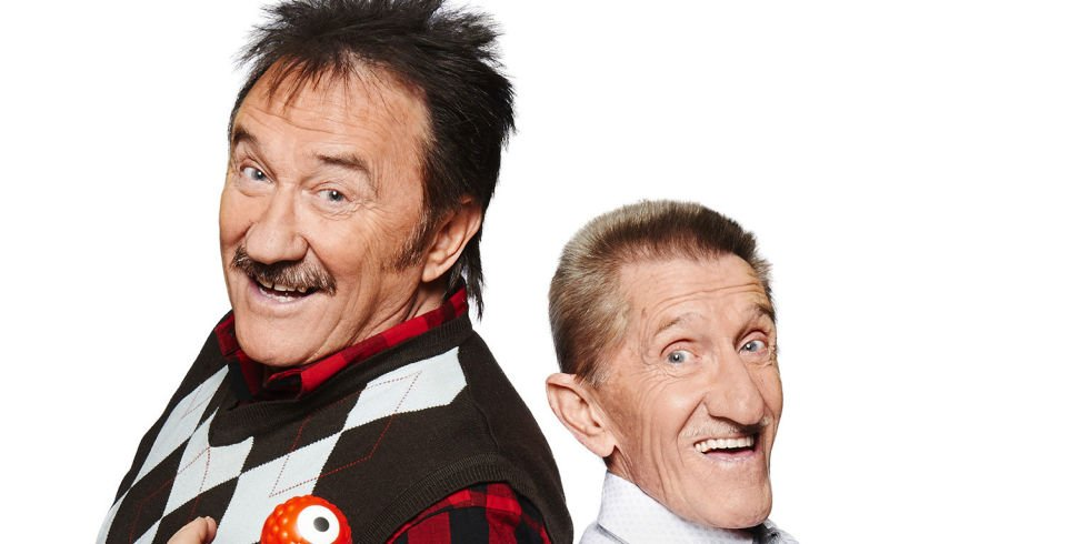 Tributes for Barry Chuckle :'(